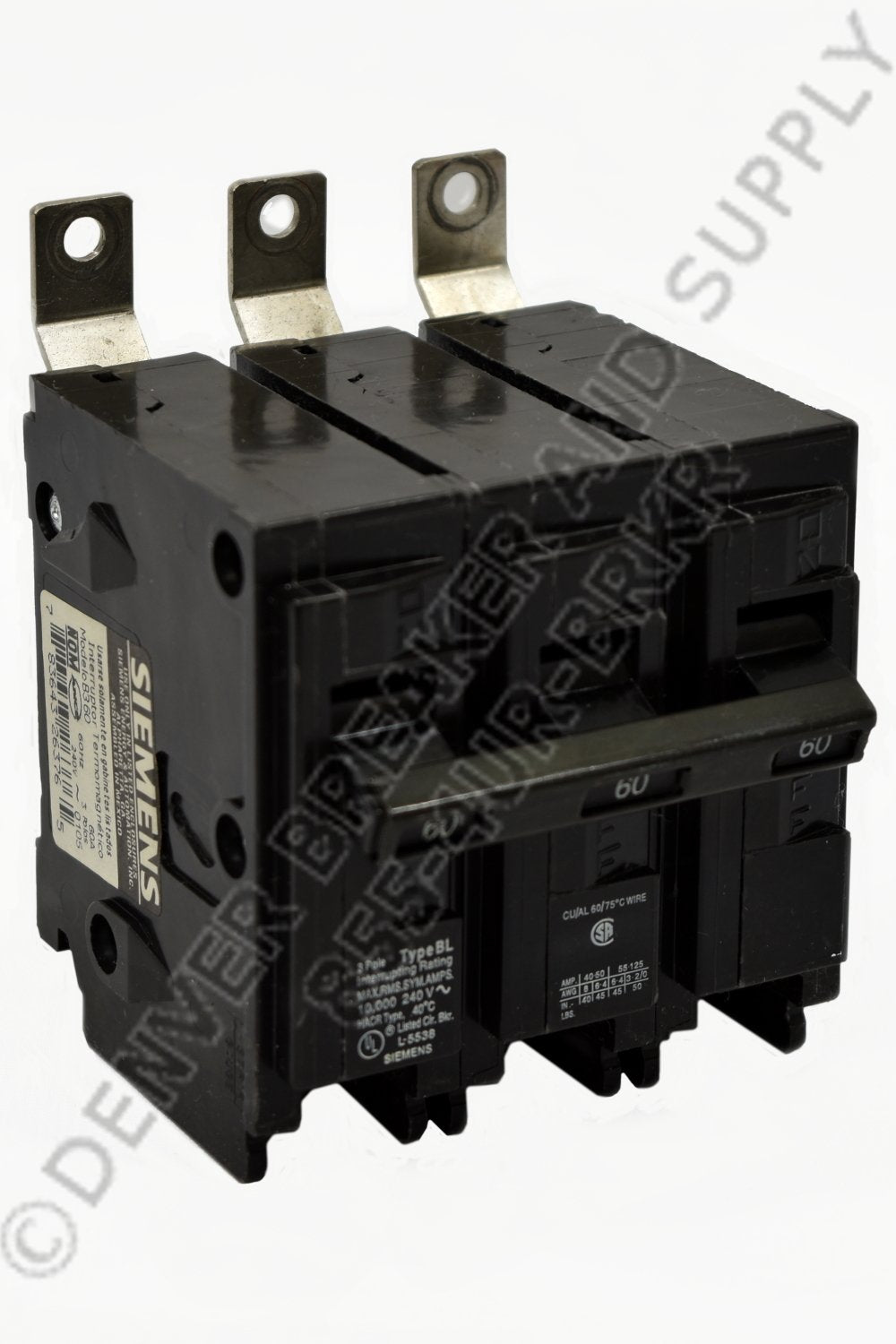 ITE BL345 Circuit Breakers