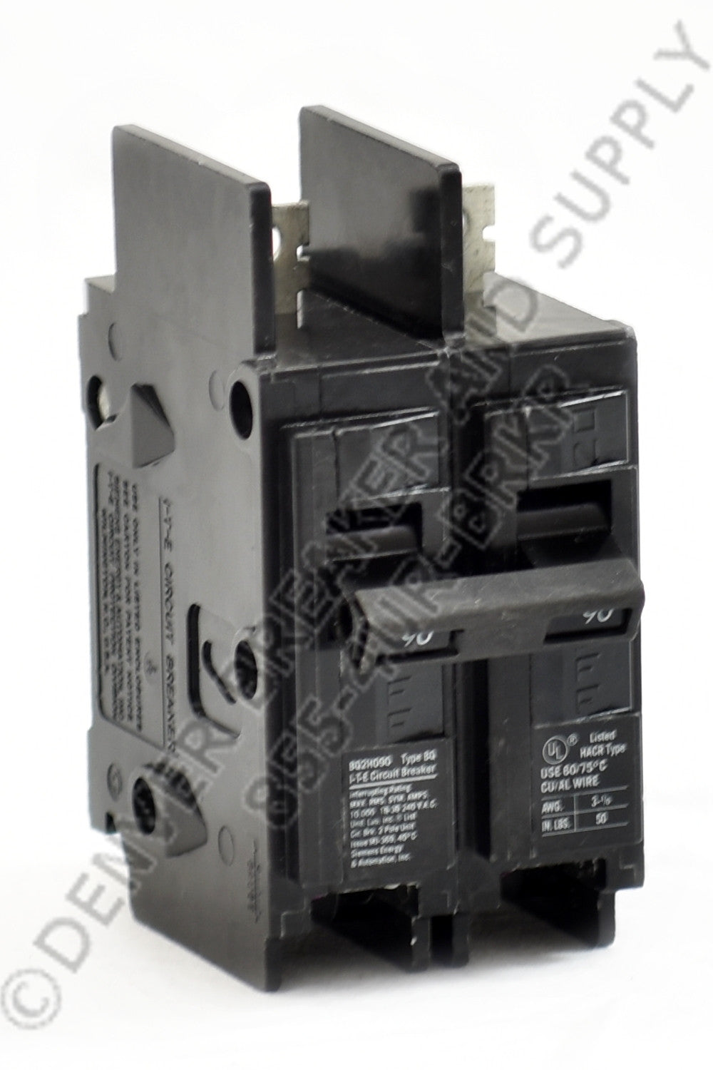 Siemens BQ2B050H Circuit Breakers
