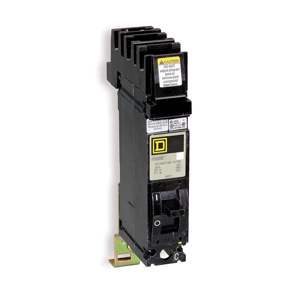 Square D FH16015A Circuit Breaker