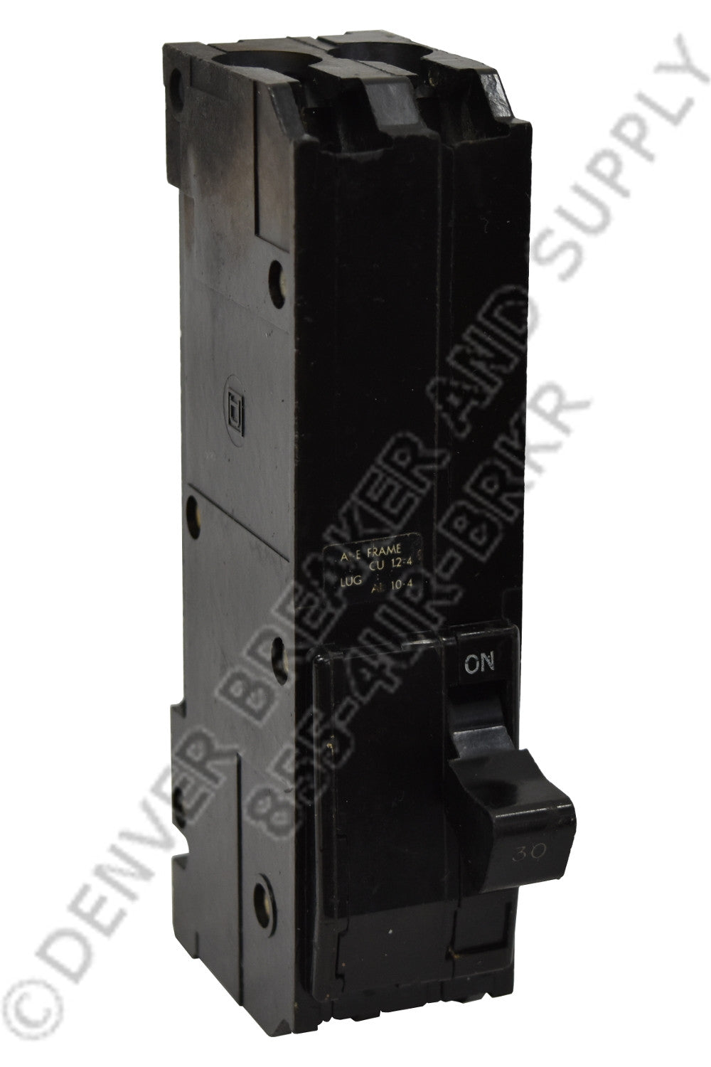 Square D A1B2100 Circuit Breakers Molded Case