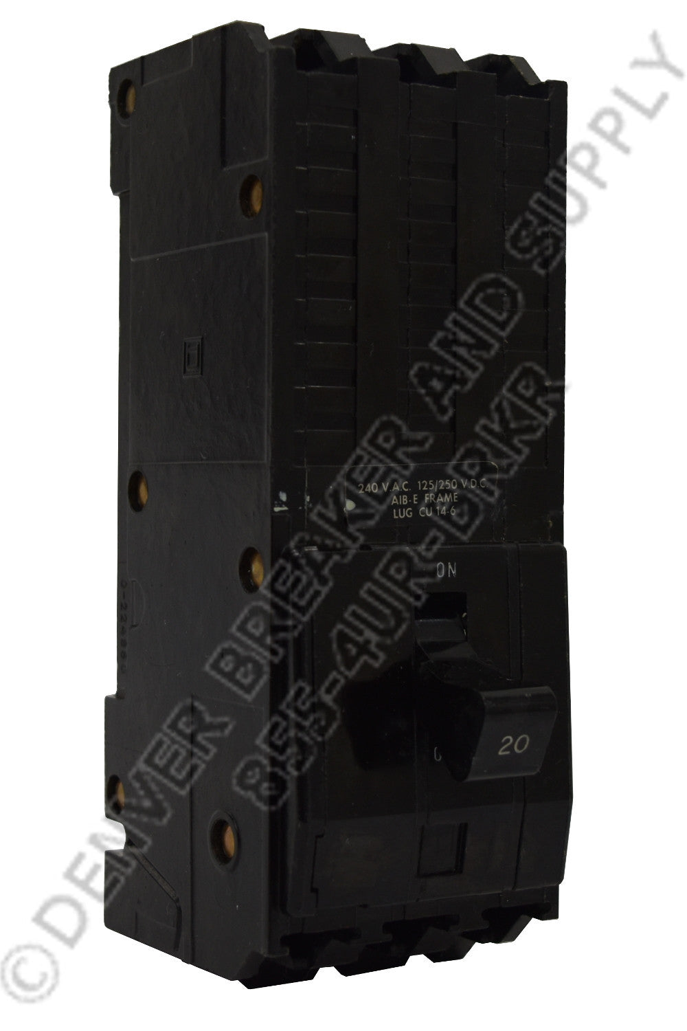 Square D A1B380 Circuit Breakers