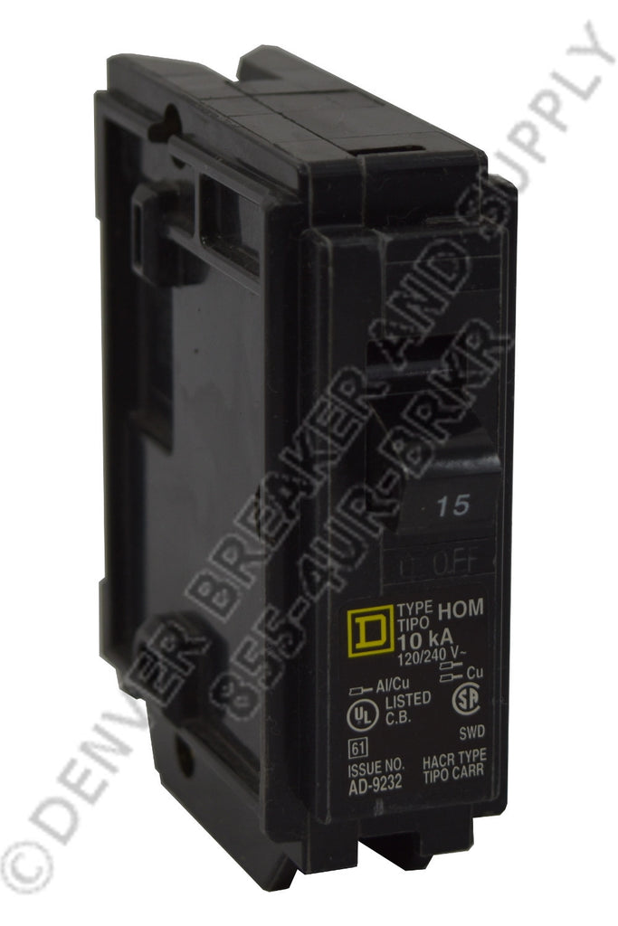 Square D HOM120 Circuit Breaker