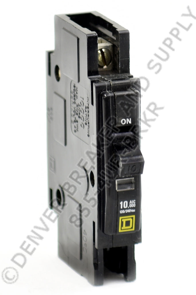 Square D QOU135 Circuit Breaker