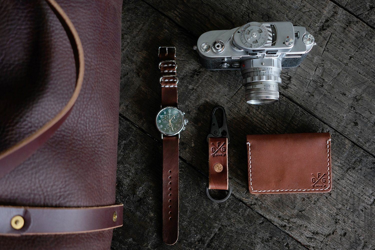 The Ultimate Leather Gift Guide