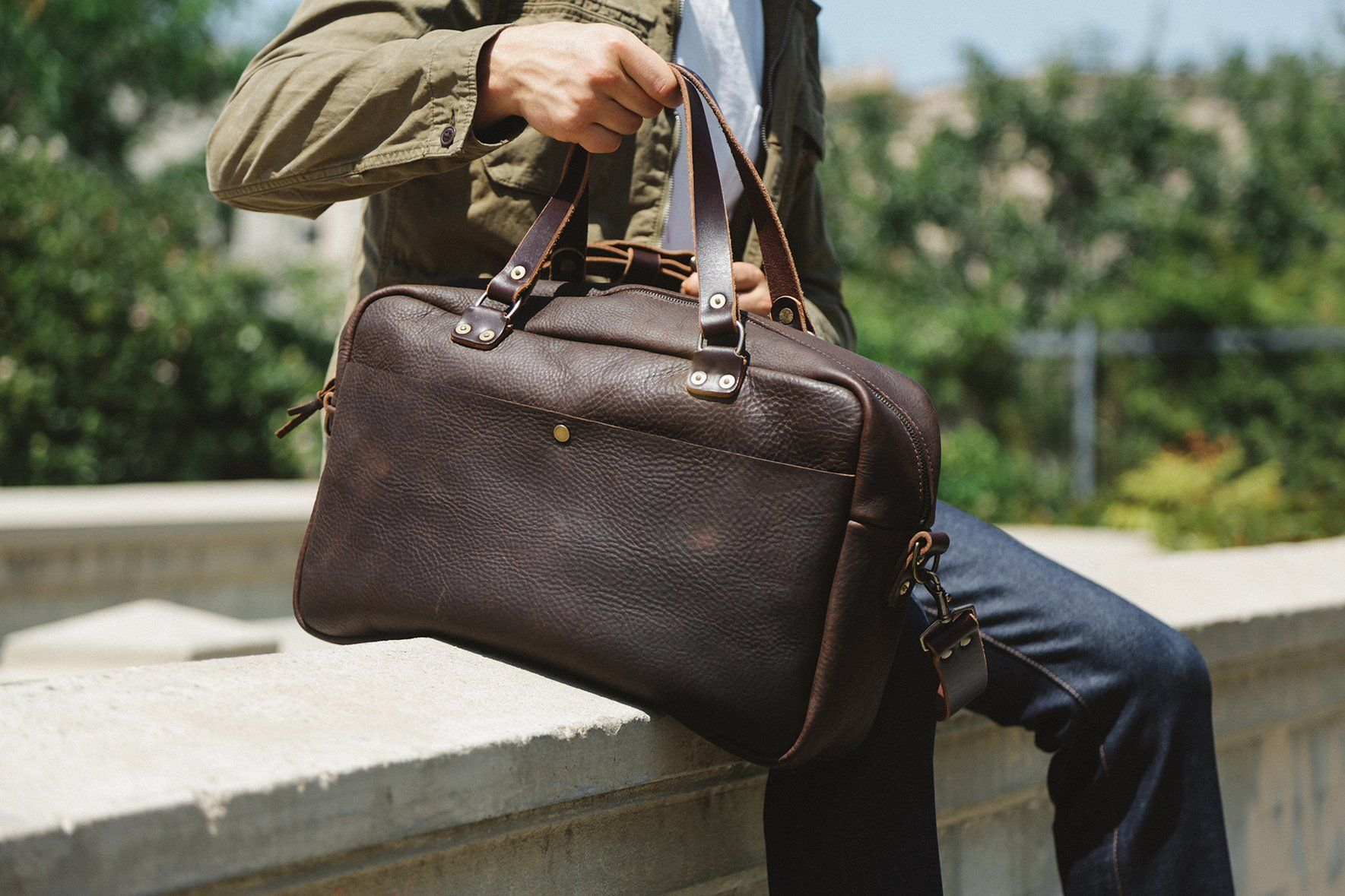 The Best Leather Briefcases for the Stylish Businessman
