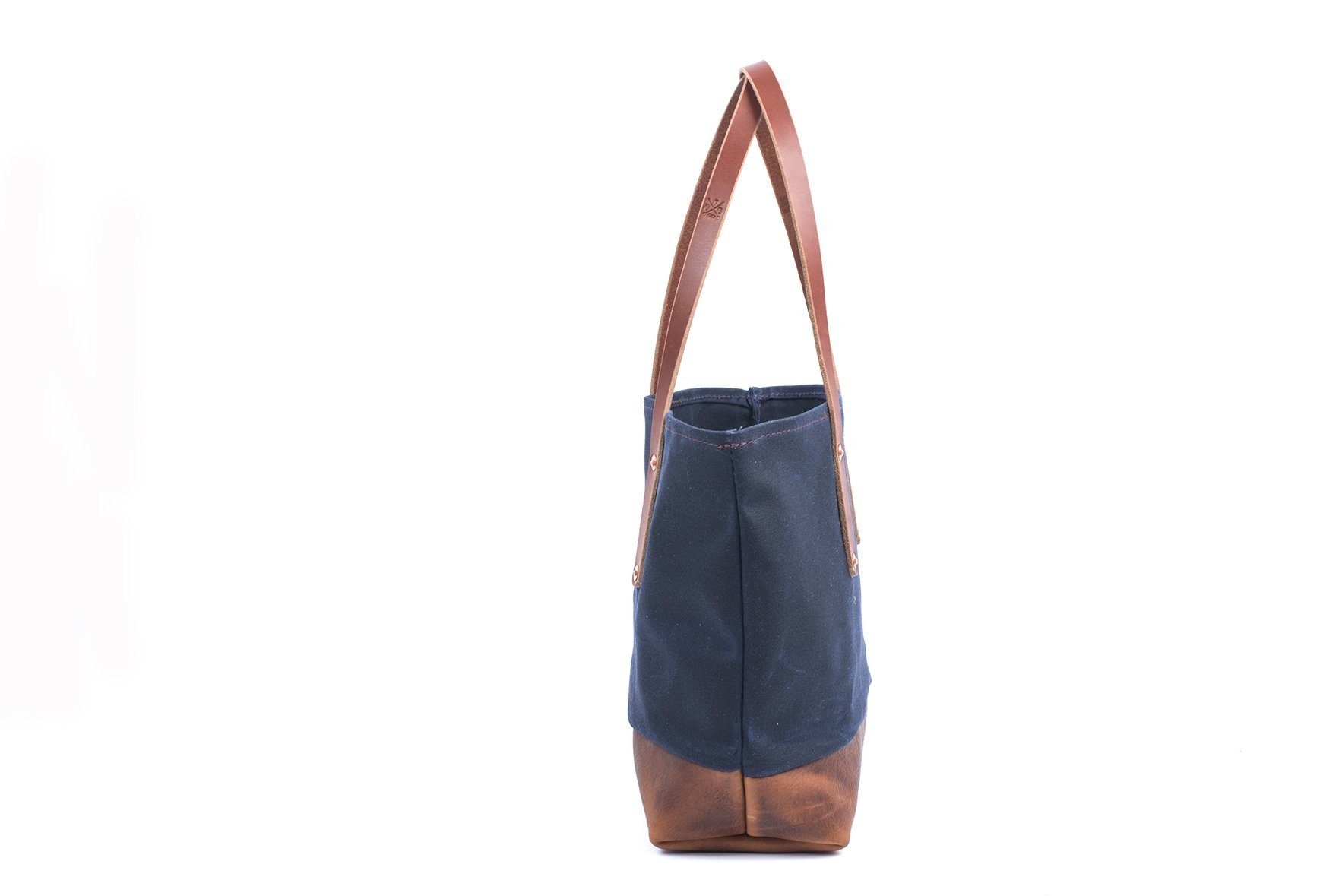 b613bdfd94c AVERY WAXED CANVAS TOTE BAG - MEDIUM - Go Forth Goods