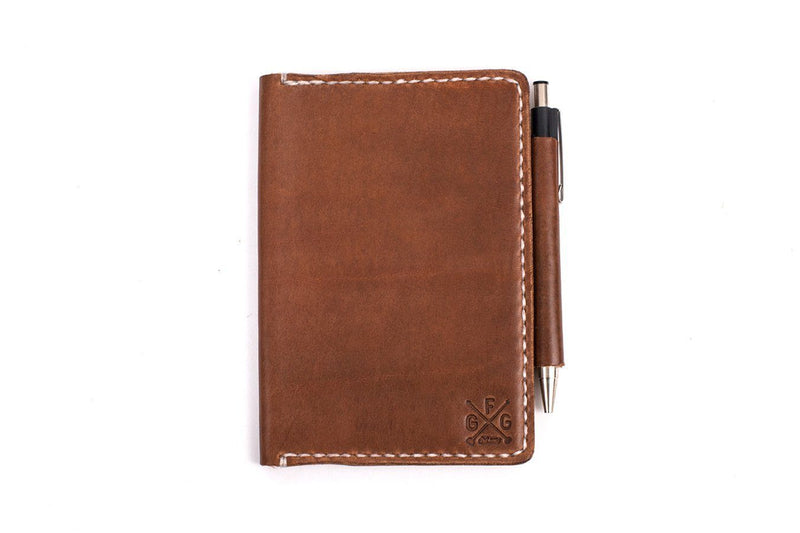 Adventure deluxe wallet - travel wallet - passport wallet - mocha
