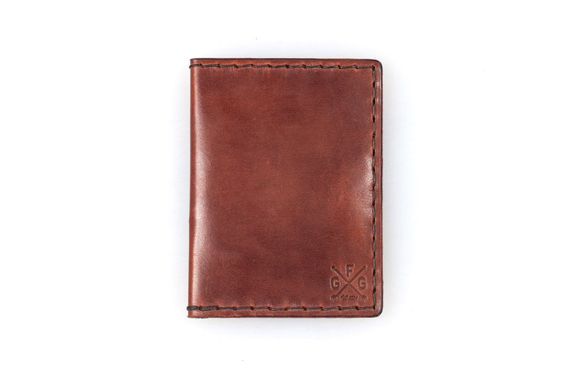 ADVENTURE LEATHER TRAVEL PASSPORT WALLET