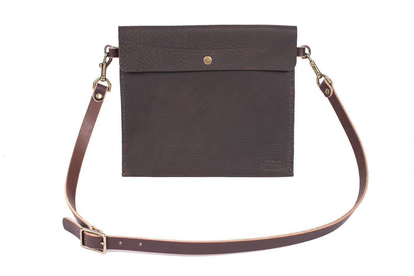 HANNAH LEATHER CROSS BODY