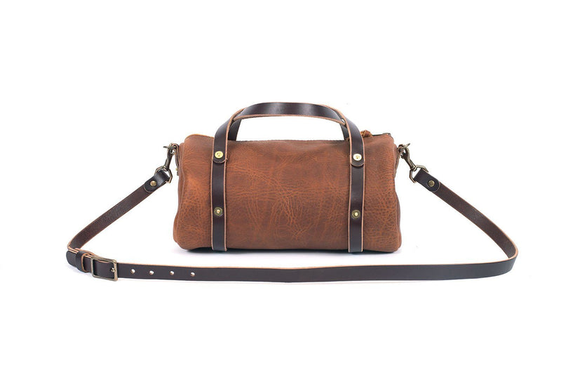 JANE LEATHER CROSS BODY