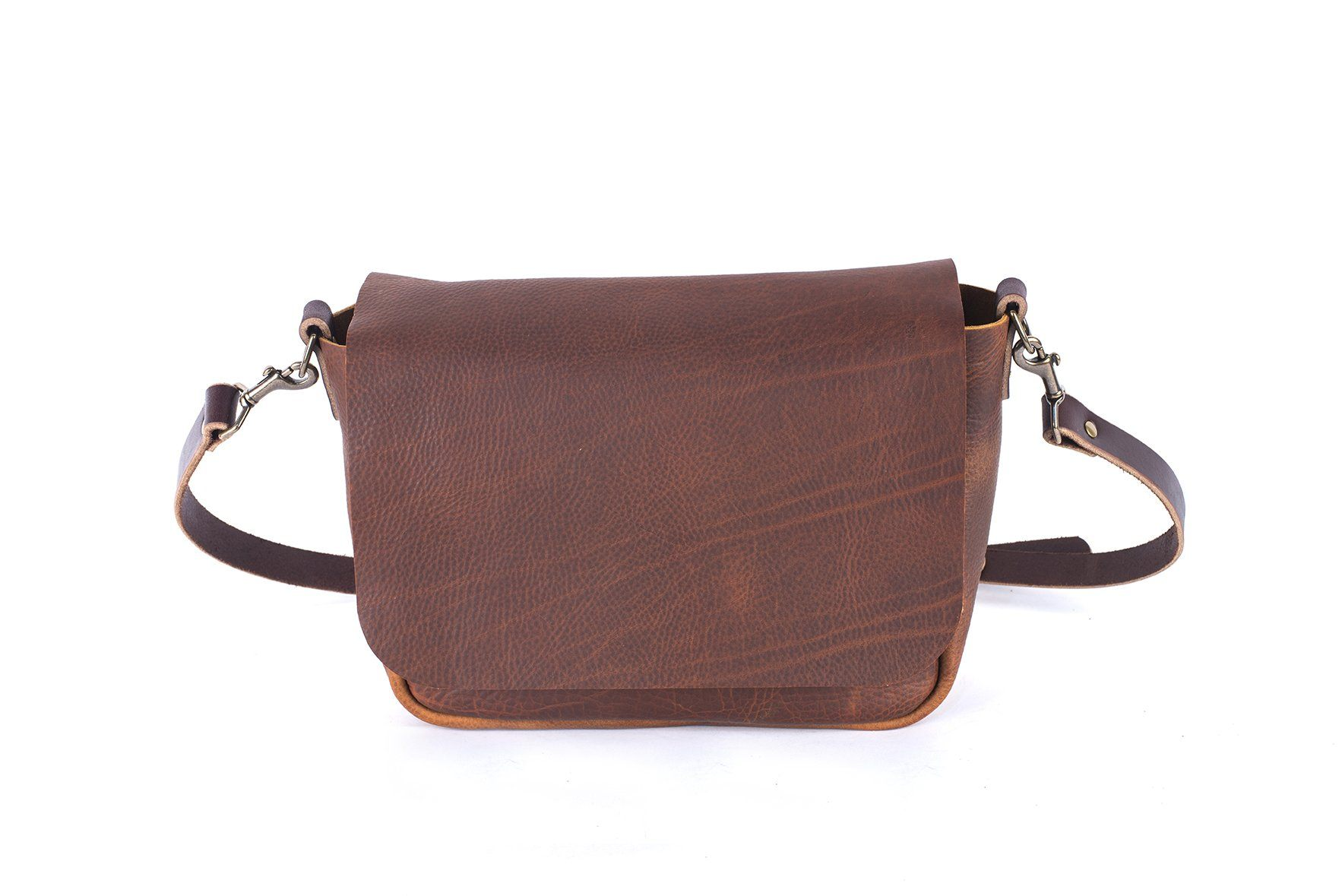 KINDLE LEATHER SATCHEL