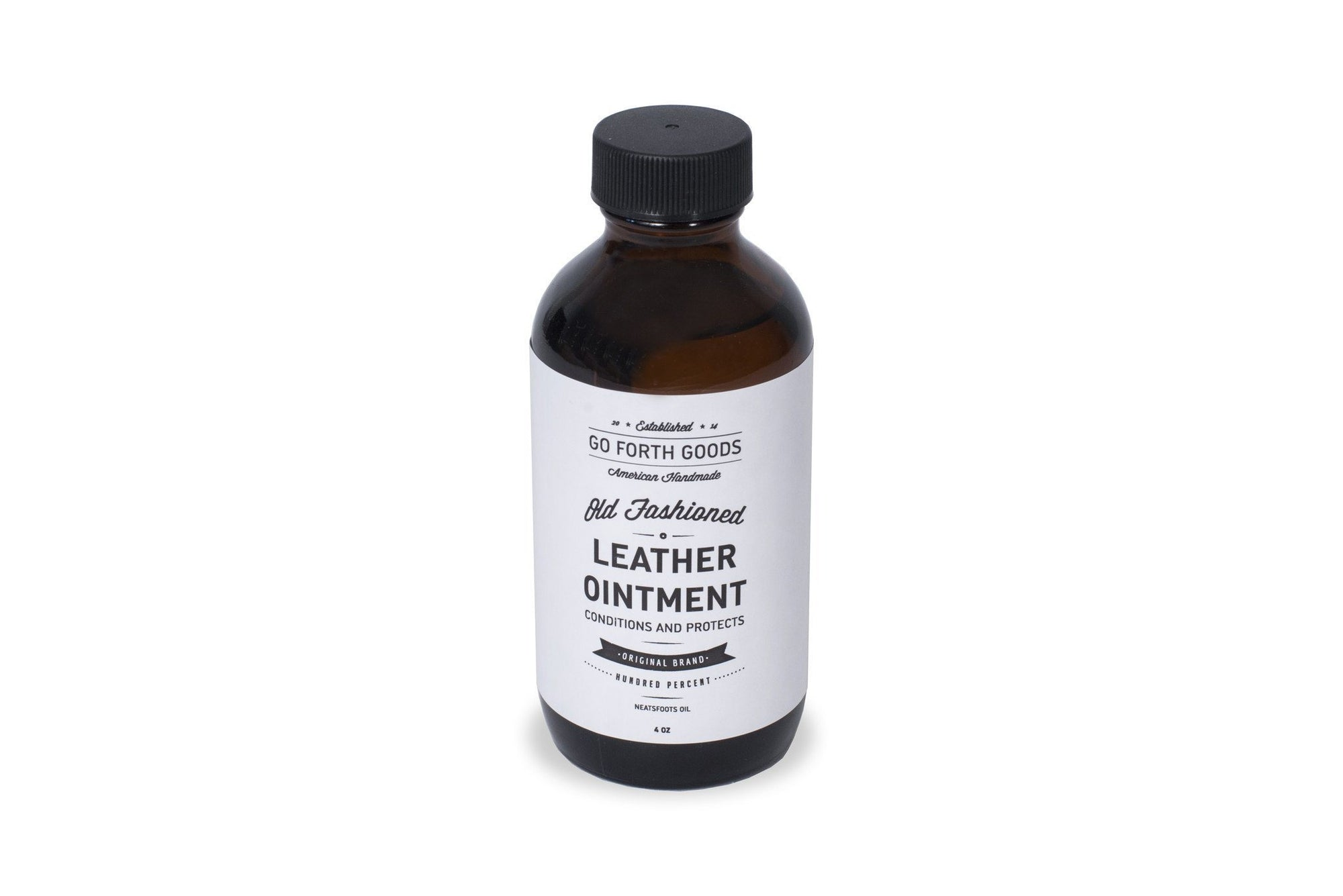 OLD FASHIONED LEATHER OINTMENT