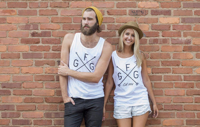 GFG ARROW LOGO TANK TOP
