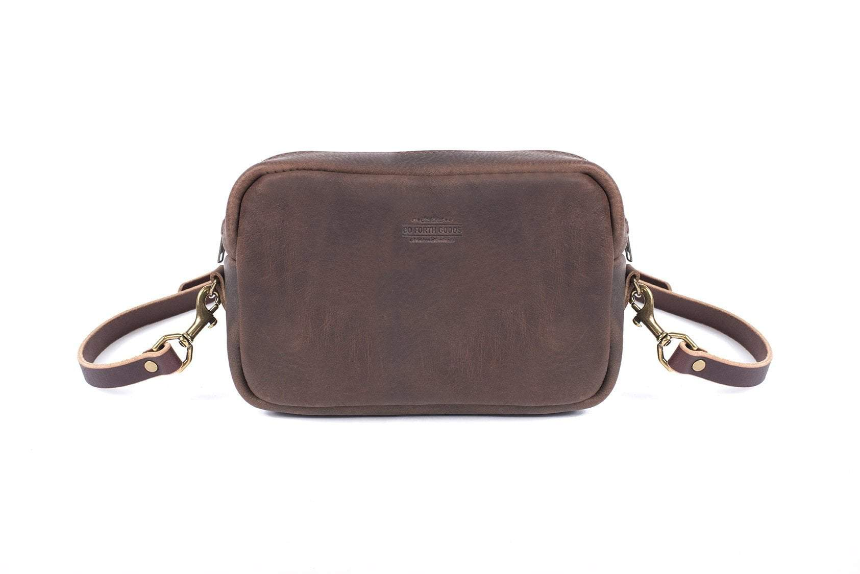 SARAH LEATHER CROSS BODY