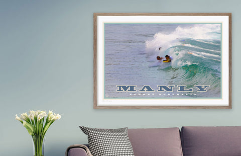 Northern beaches art prints placesweluv
