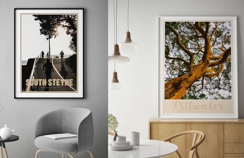 Framed prints and original artworks sydney
