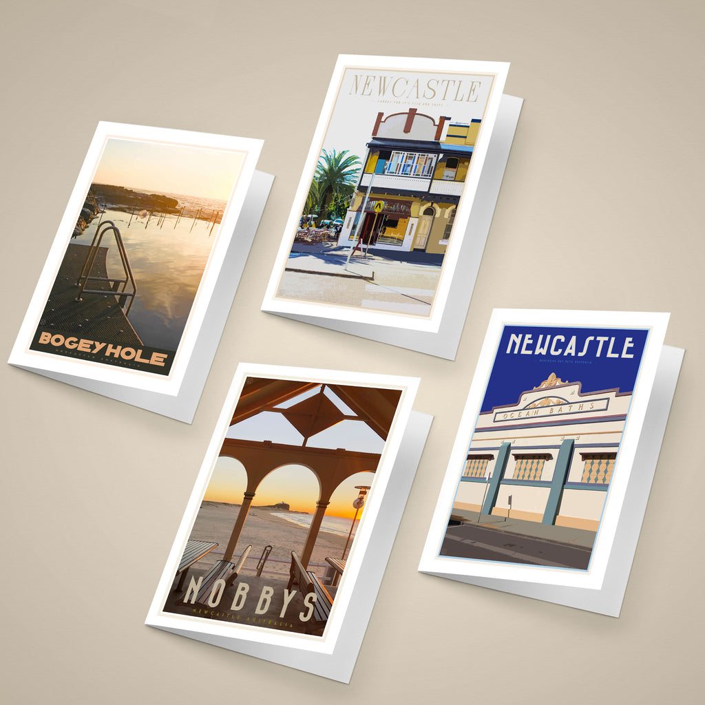Newcastle Greeting Cards