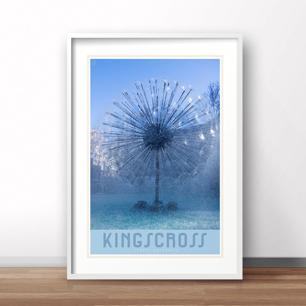 Kings Cross Print