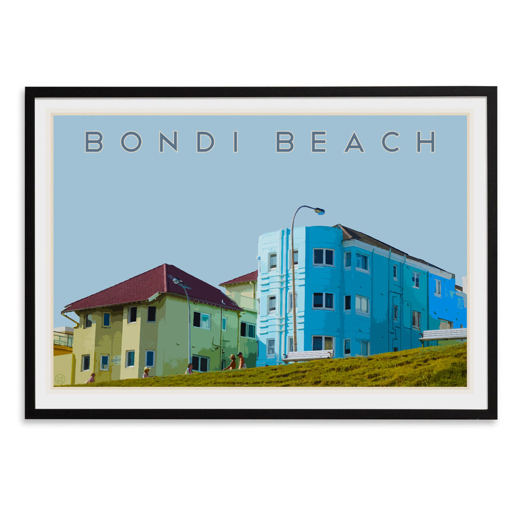 Bondi North Print