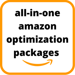 All in One amazon optimization packages