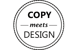 Copy Meets Design