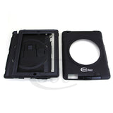Apple iPad 2/3/4 shoulder case-dual layers