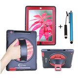 Cellular360 Apple iPad 2/3/4 Case with Handle