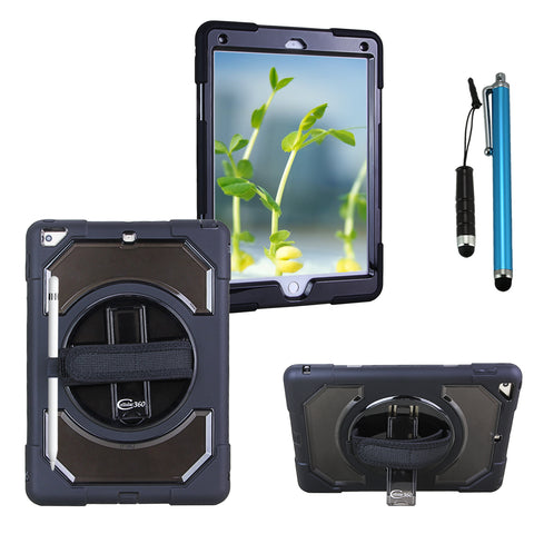Cellular360 Multi-functional Case for Apple iPad 9.7, iPad Pro 10.5, Mini 1/2/3