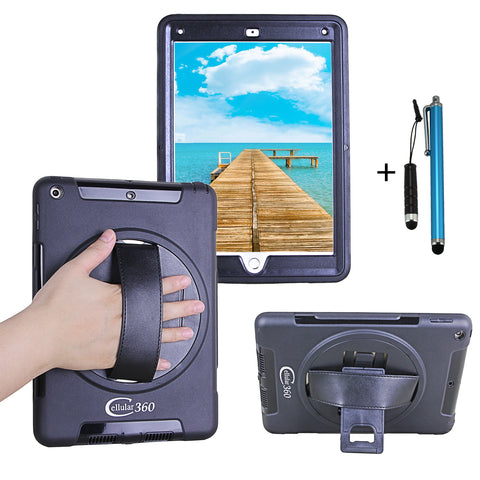 Cellular360 Apple iPad 9.7 (iPad 5&iPad 6) Case with Handle