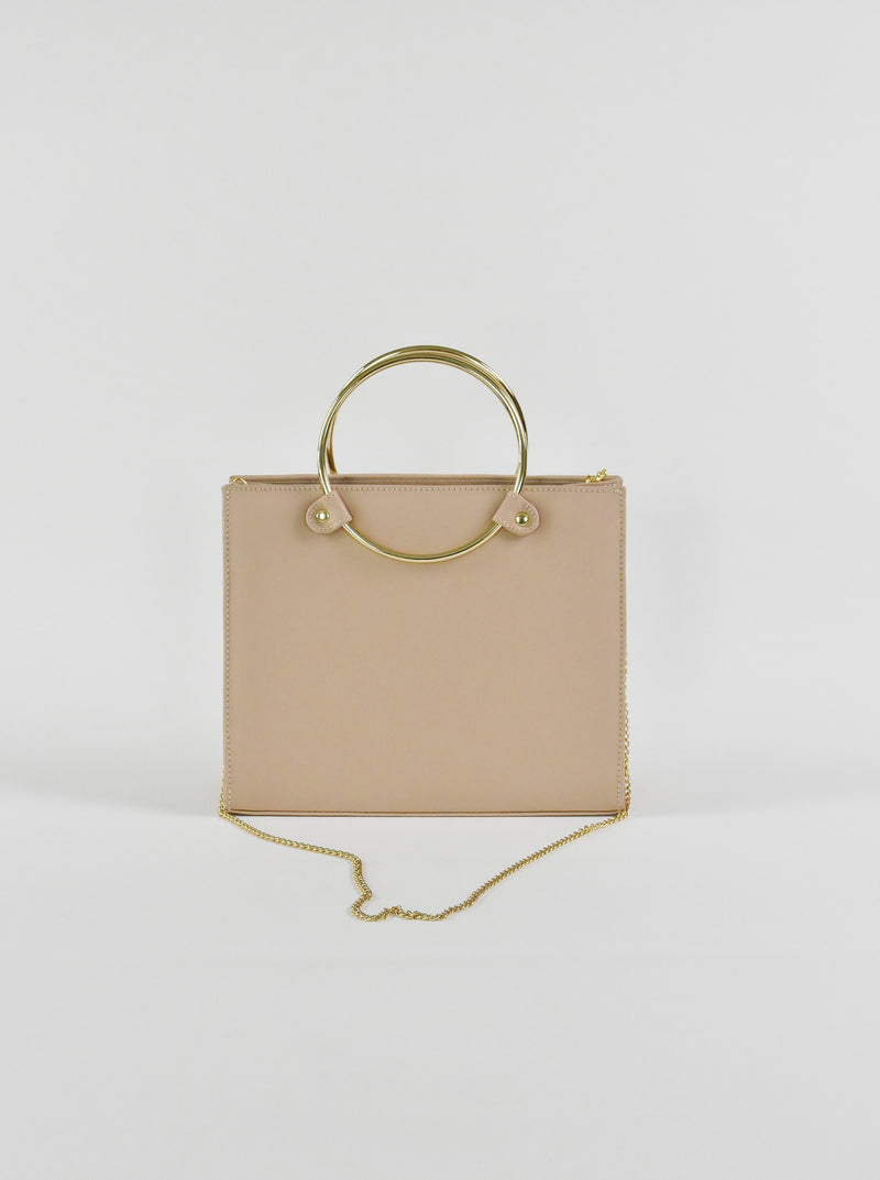 Ring Tote, Blush