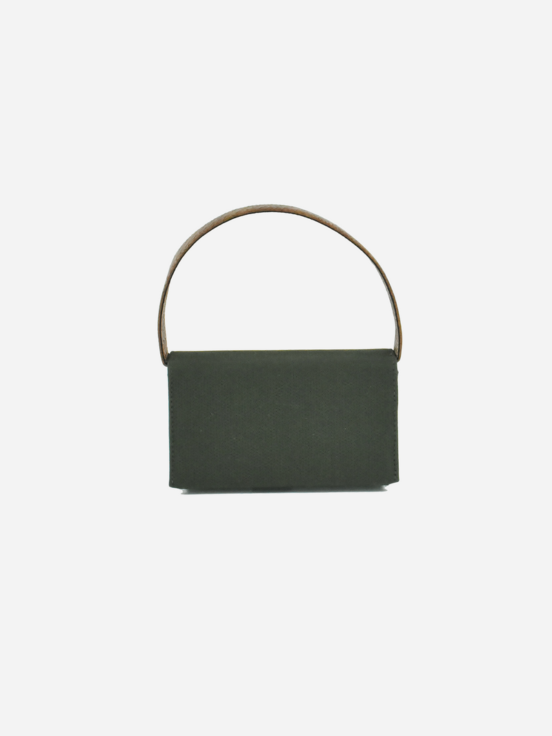 Mini Box Baguette, Dark Green