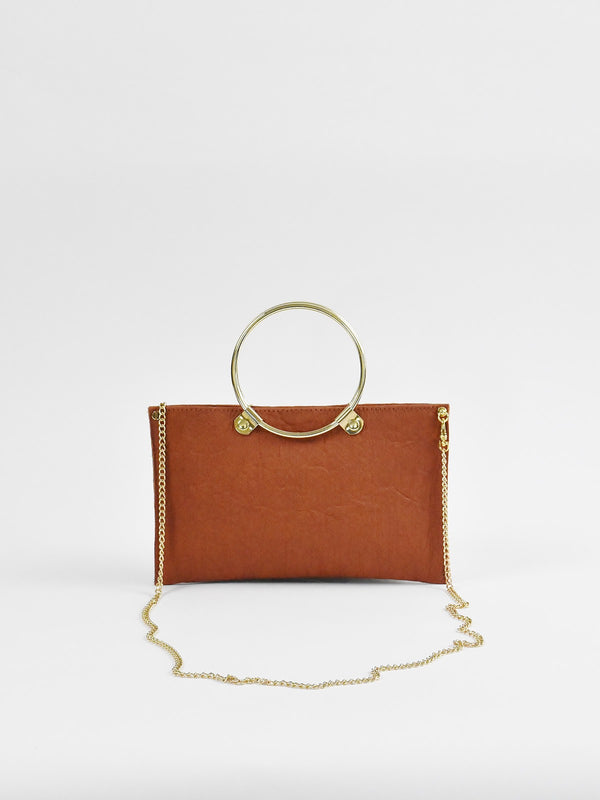 Ring Clutch, Canela
