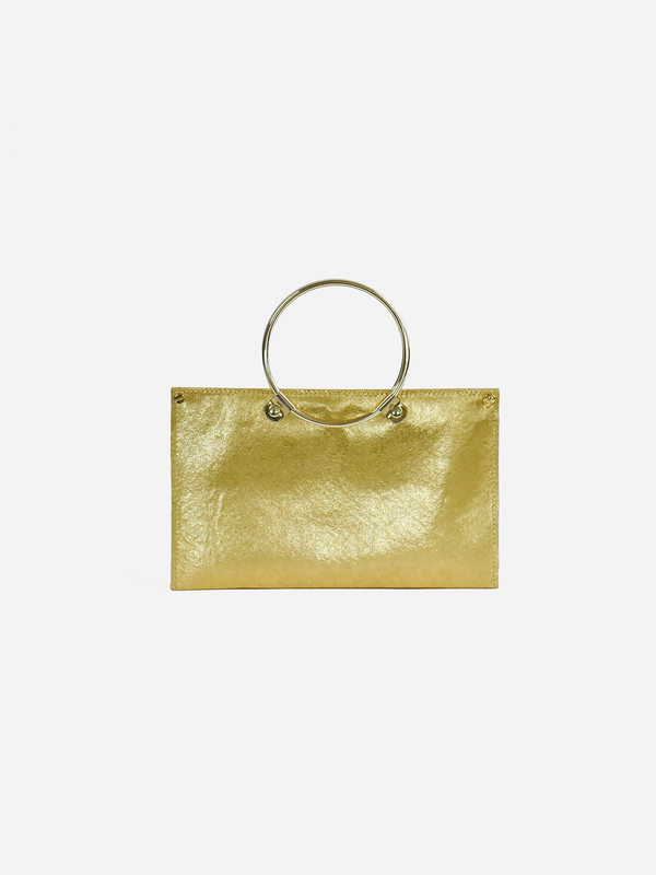 Ring Clutch, Gold
