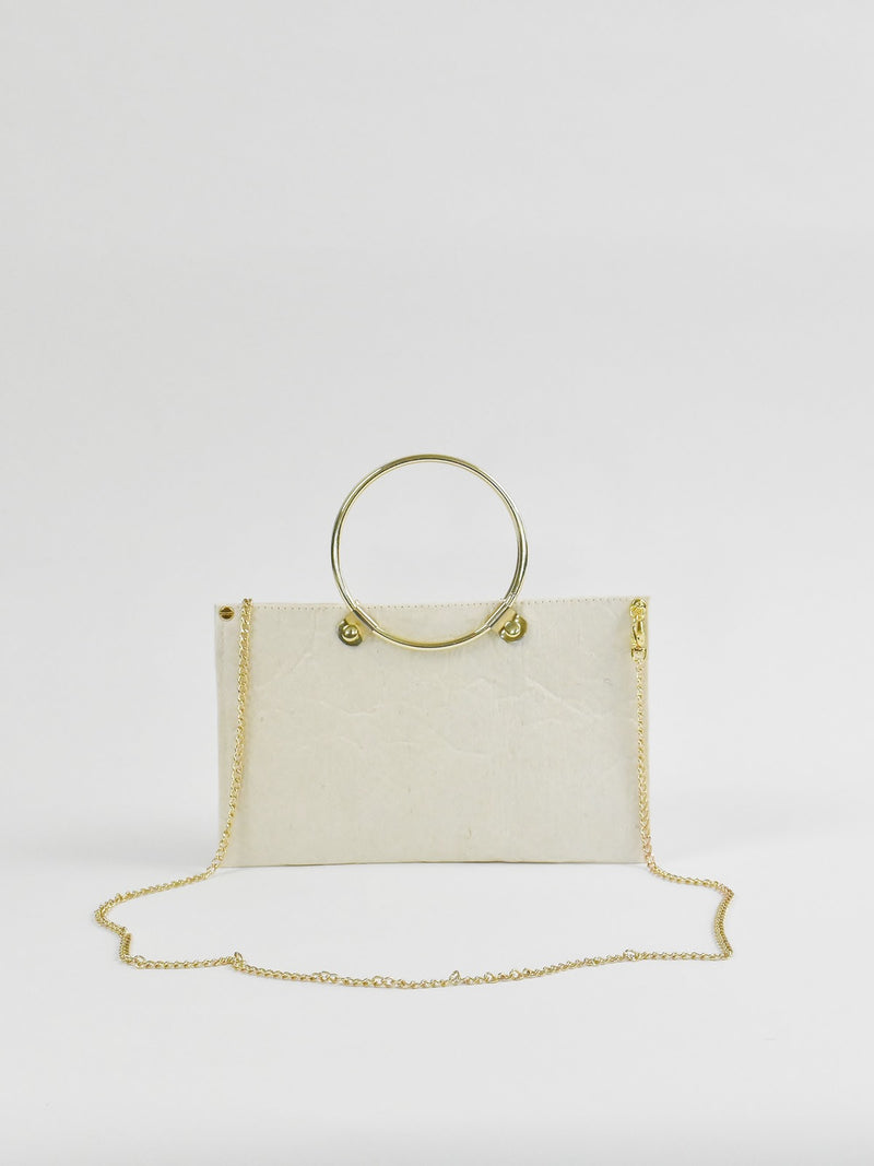 Ring Clutch, Natural