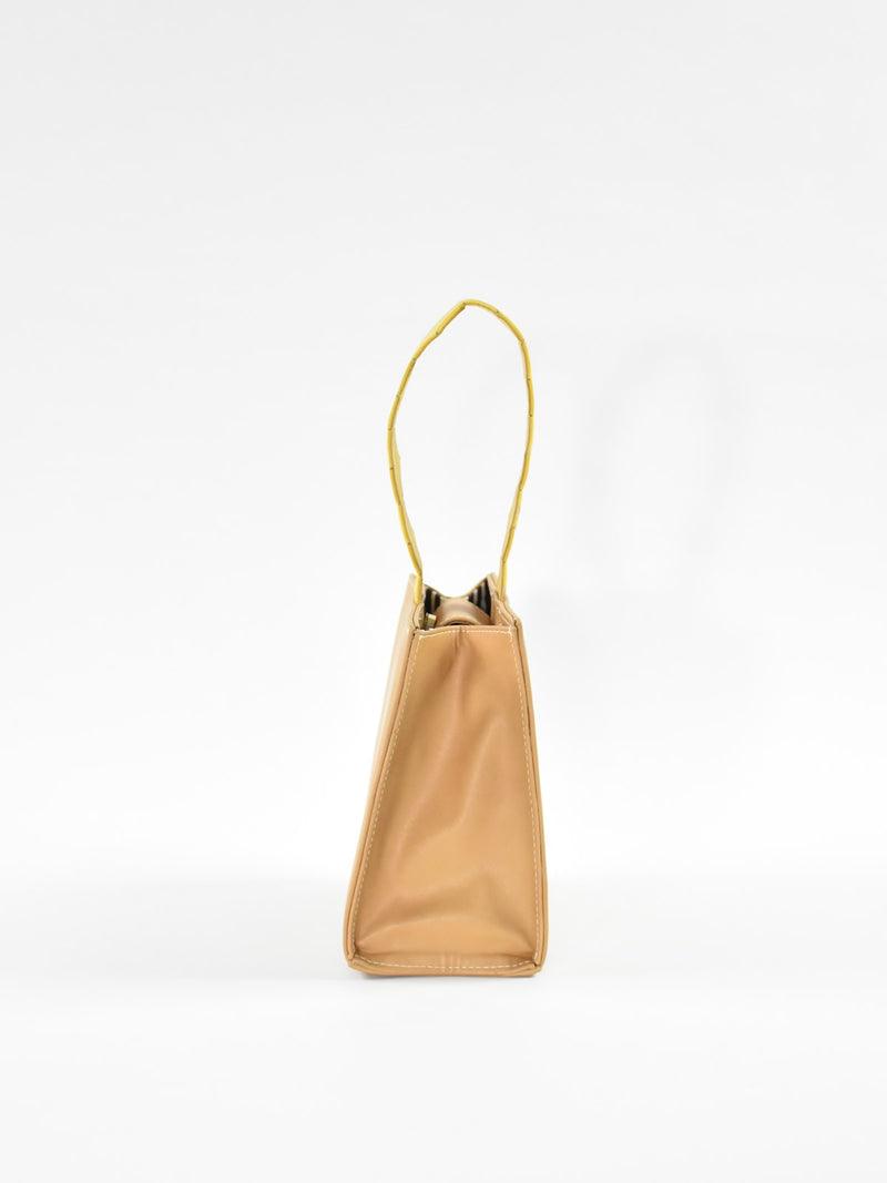 Mini Square Bag, Diamond Handle
