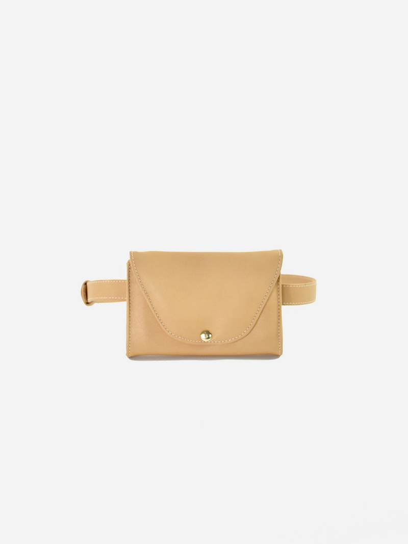 Belt Bag, Tan