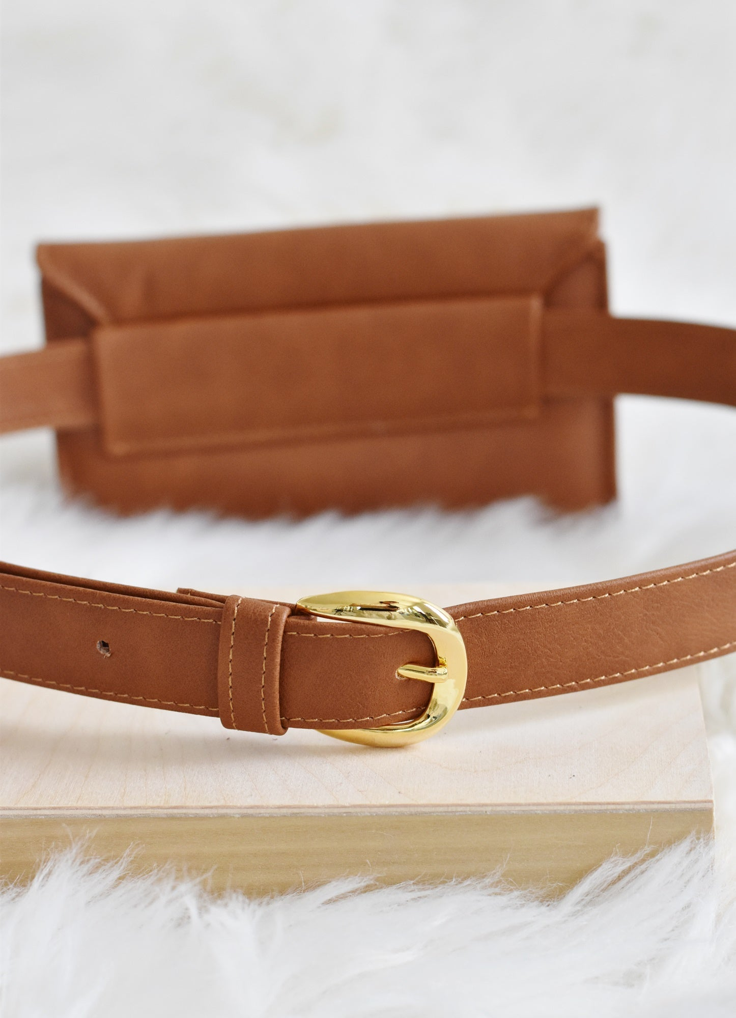 Belt Bag, Brown
