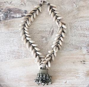 Shell Bell Necklace