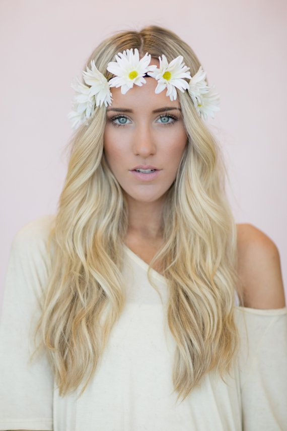 Daisy Flower Crown