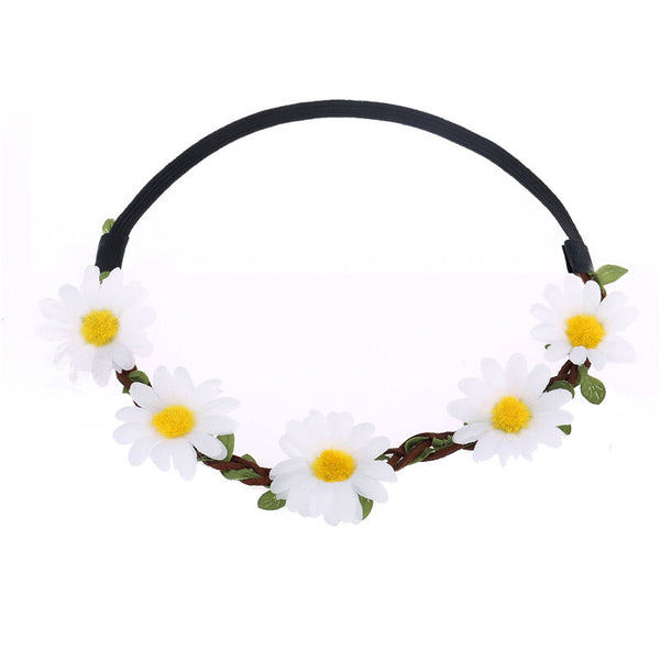 Daisies Flower Crown