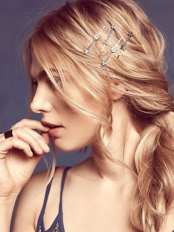Free People Arrow Bobbypins