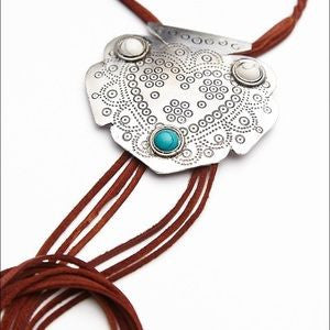 Free People Bolo Tie