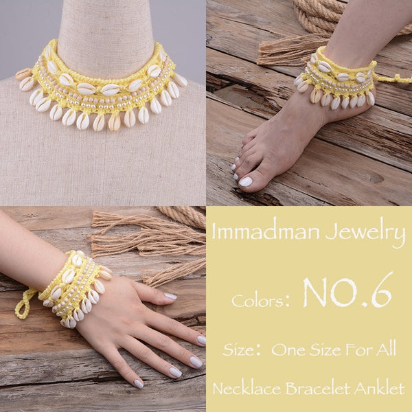 Baby Yellow Necklace