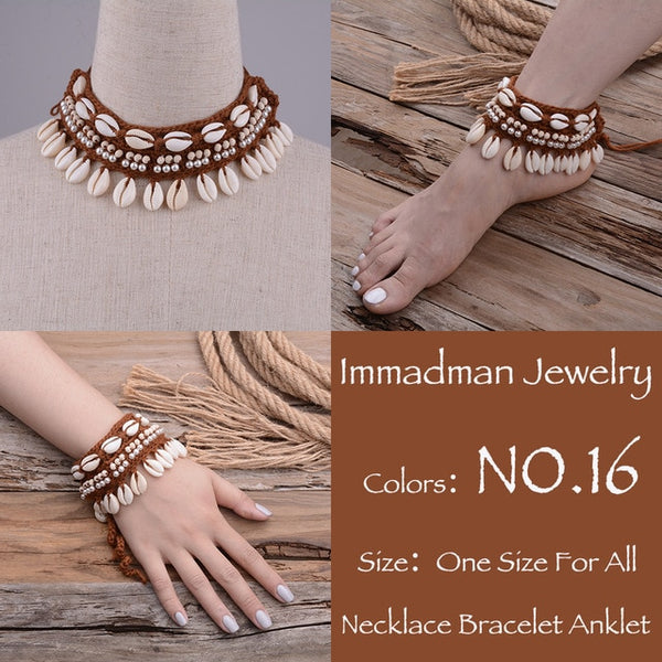 Brown Choker Bracelet Or Necklace