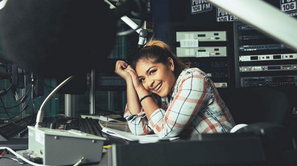 Latinas Who Pursue Passion: The Inspiring Story of Power106 DJ Yesi Ortiz