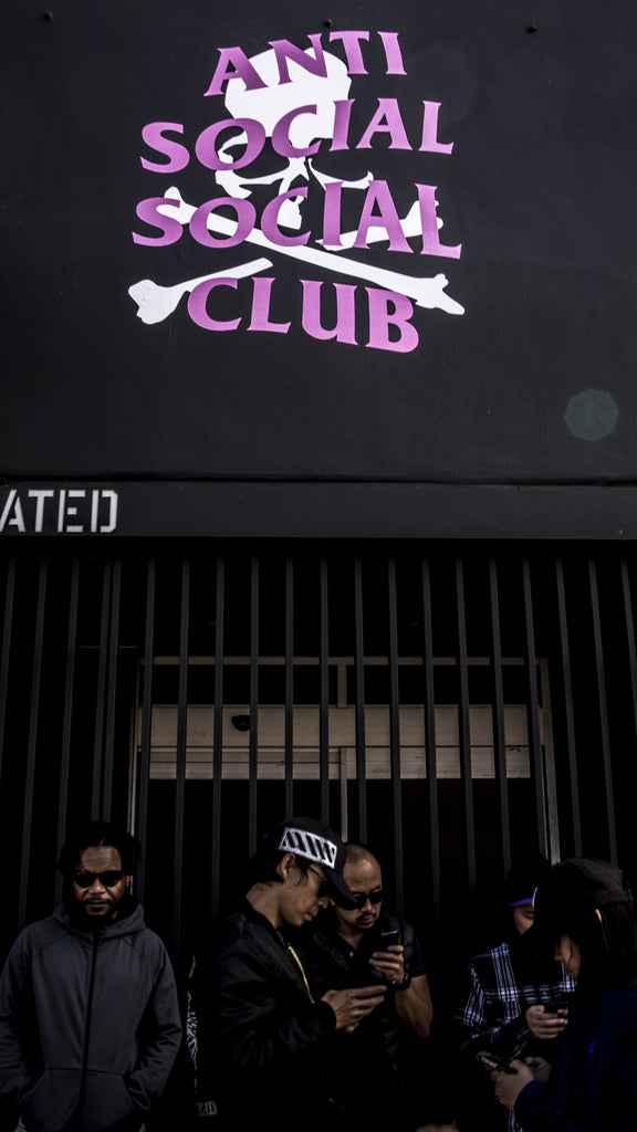 Inside look at Antisocial Social Club x mastermind JAPAN, Los Angeles Pop-Up Shop