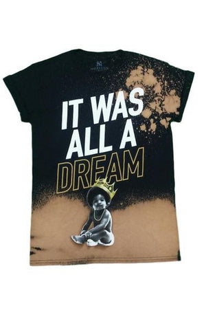 "BIGGIE ""IT WAS ALL A DREAM"""