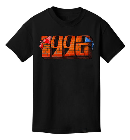 #1992 official album tee (BLACK)