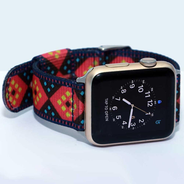 "Ahadu Apple Watch Band, Custom Designed ""Tilet"" - Ahadu Store"