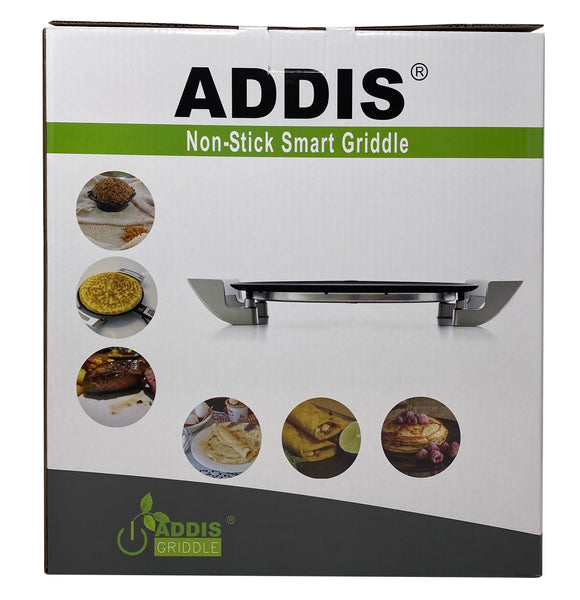 ADDIS Injera Mitad - 16 Inch Electric Grill, for USA and CANADA